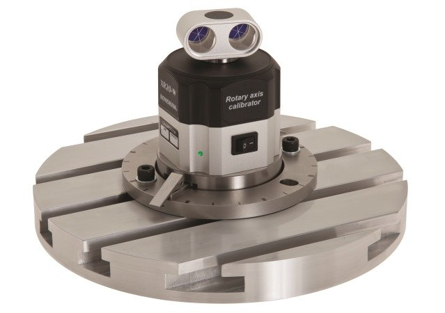 XR20-W Rotary Axis Calibrator
