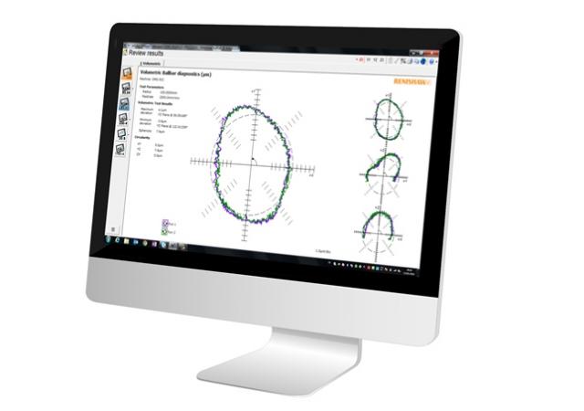 Ballbar 20 Software