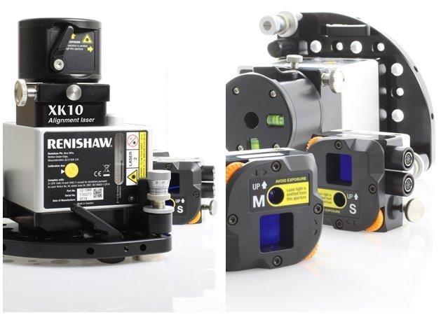 XK10雷射校準系統