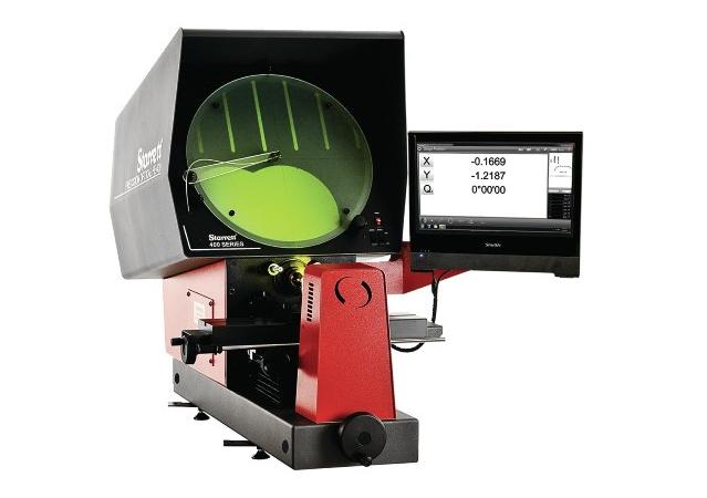 HE400臥式投影機