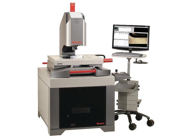 AV350/AV450全自動影像測量系統