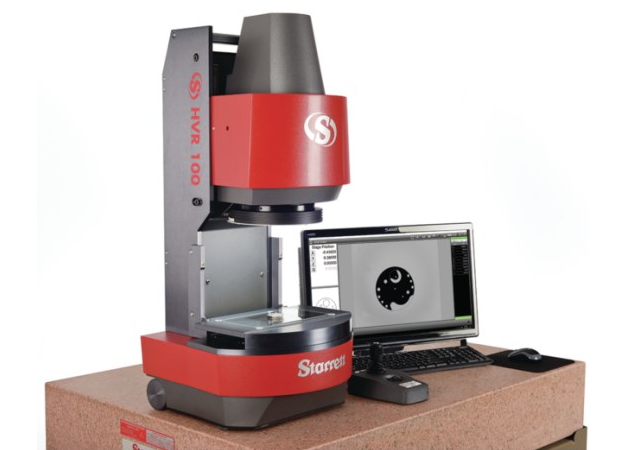 HVR100-FLIP影像量測系統