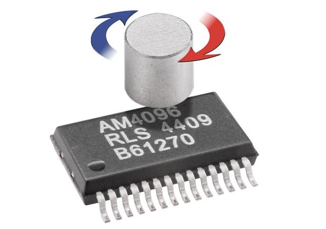 磁性感應器IC
