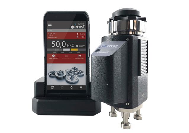 e-dynatest手提電子式硬度計