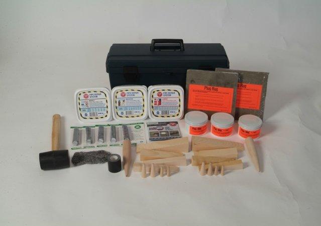 各式堵漏組合及工具Kit WPS