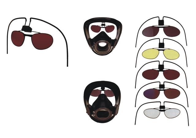 面具專用眼鏡架