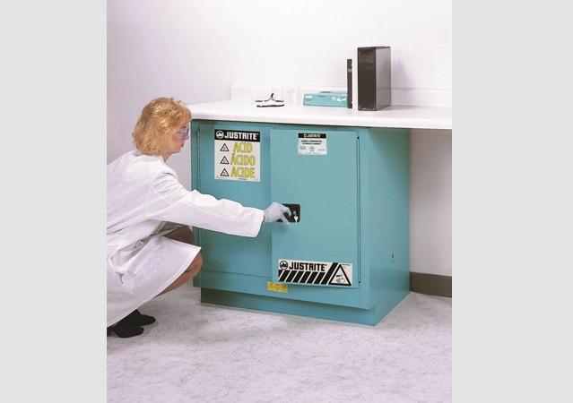 檯下式鋼製安全櫃