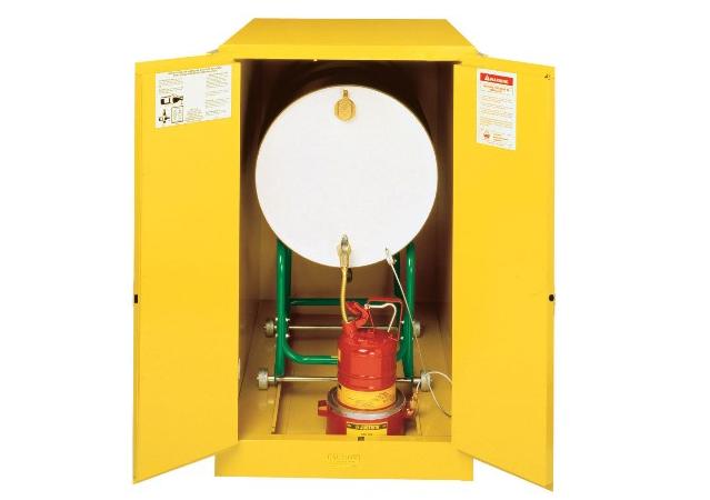 臥式圓桶儲存安全櫃