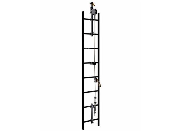 Lad-Saf™垂直爬梯系統