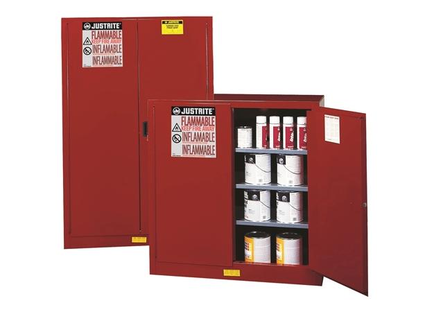 可燃物紅色安全櫃
