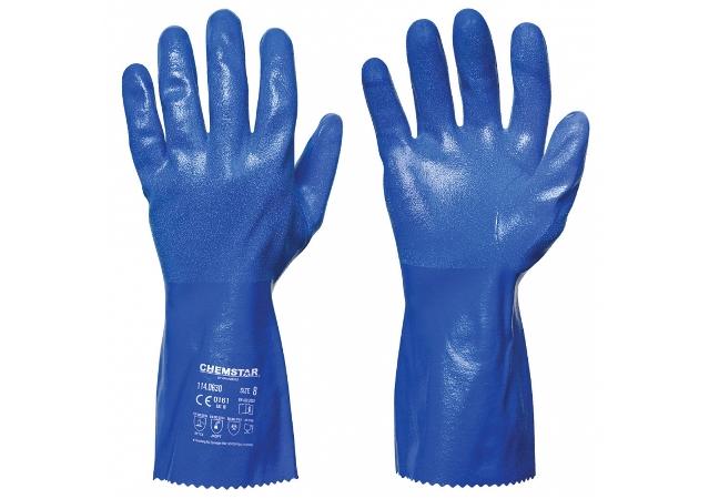 CHEMSTAR®丁腈化學防護手套 114.0630