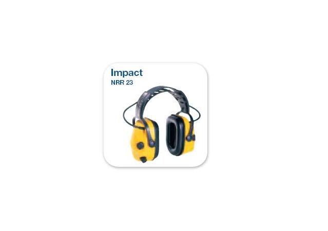 Impact電子式耳罩
