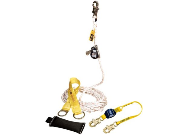 Lad-Saf™抓繩器組