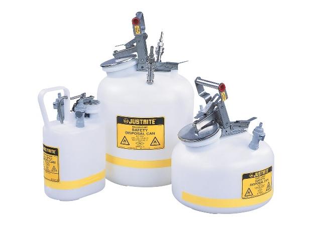HPLC安全處置罐