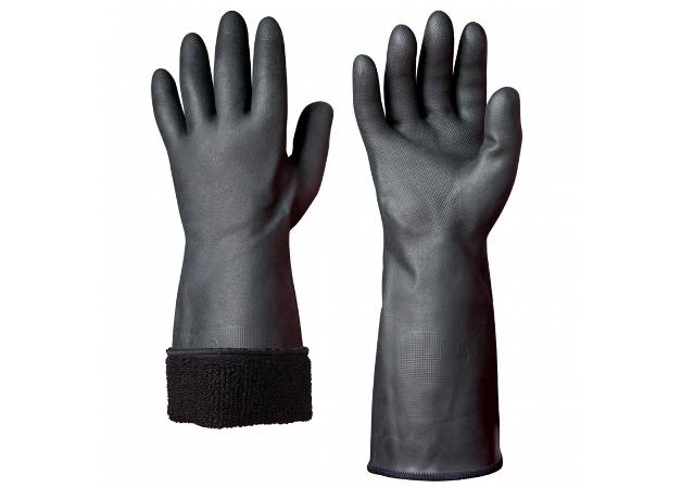 CHEMSTAR®氯丁橡膠化學防護手套 114.3000