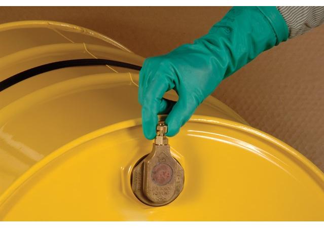 安全圓桶排氣口