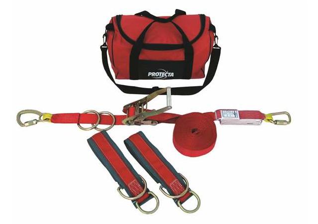 PRO-Line™臨時水平救生繩系統