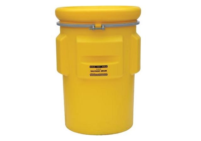 黃色聚乙烯承漏桶