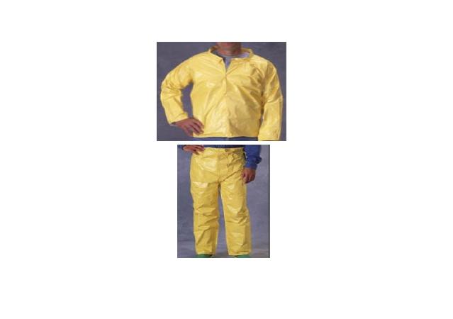 Tychem® 2000 C級二件式防護衣