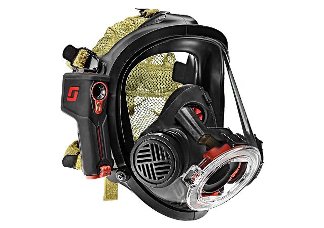 Sight全面式面罩帶熱顯像儀
