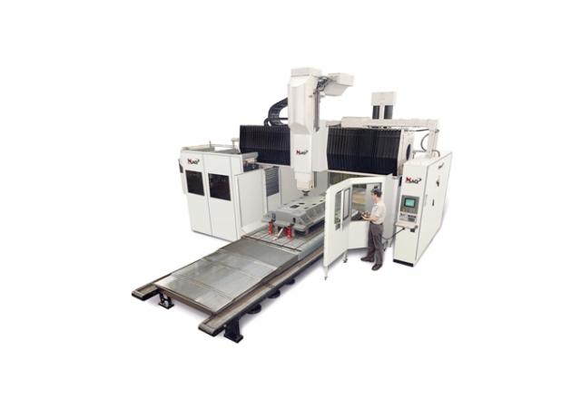 5軸多主軸加工機U5-1500DR/U5-3000