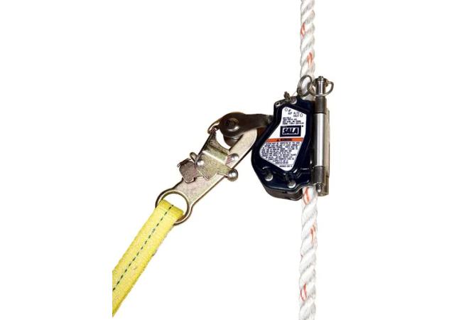 Lad-Saf™活動式抓繩器